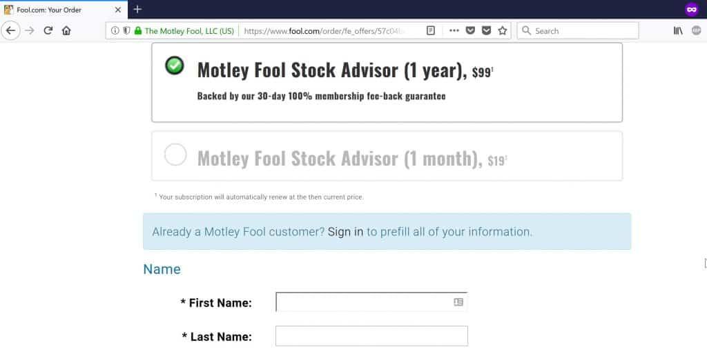 motley fool 2
