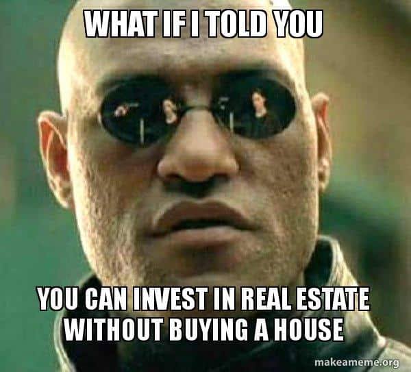 REIT what if i told you