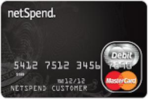 netspend saving accounts std
