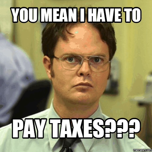 do i have to pay taxes